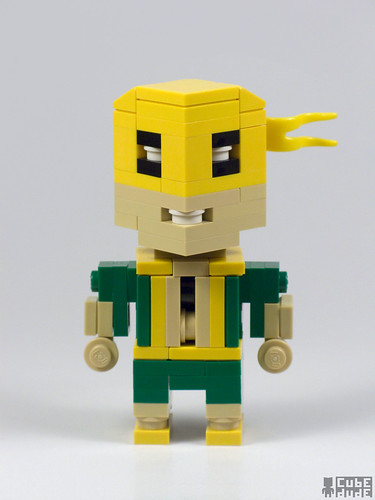 CubeDude Iron Fist | by MacLane