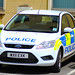 brand new 11 plate pcso panda car ford focus