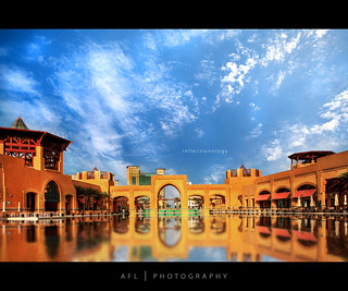 reflectionology ~ Al Kout Mall - Kuwait ~ HDR | by alvin lamucho ©