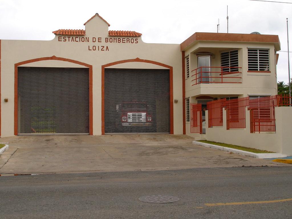 Estacion De Boberos Loiza Puerto Rico Santos Torres Flickr