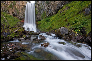 TUMALO FALLS | by Cliff Zener
