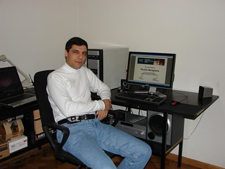 Nicolas Maragliano, winner of Cisco Networking Academy NetRiders 2009 | by Cisco Pics