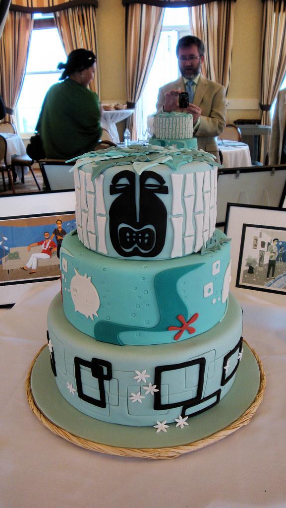 Awesomest Wedding Cake Ever Our Amazing Wedding Cake By