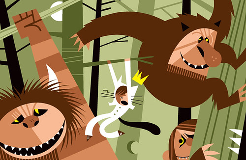 Where the Wild Things Are | by Pablo Lobato