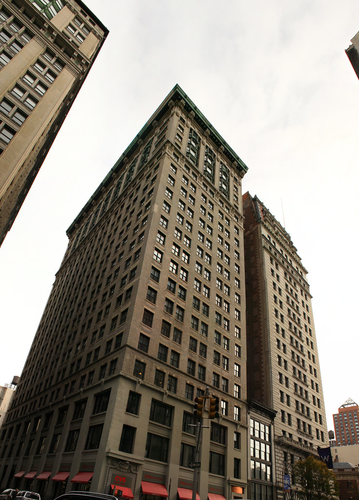 Germania Life Insurance Company Building Park Avenue