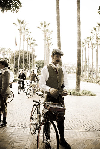LA Tweed Ride | by -Caryl