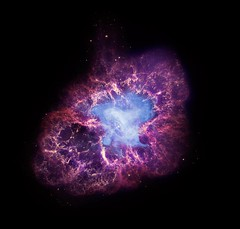 Crab Nebula: Energy for 100,000 Suns (NASA, Chandra, 11/23/09) | by NASA's Marshall Space Flight Center