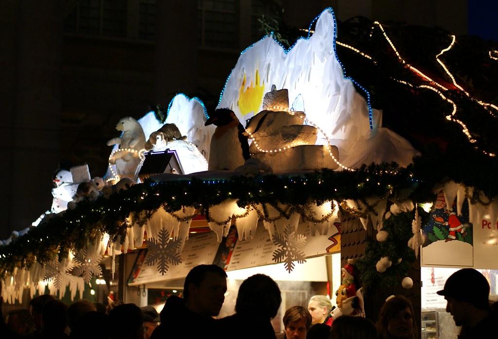 Weihnachtsmarkt Karlsruhe Parken