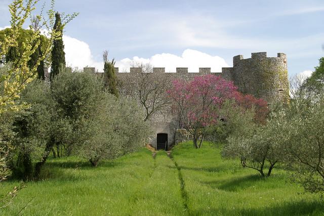 Castello di Saturnia (Castello Ciacci) | Flickr - Photo ...