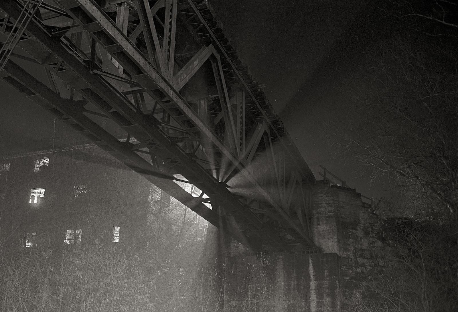 N&W Bridge | by Up a Lazy River