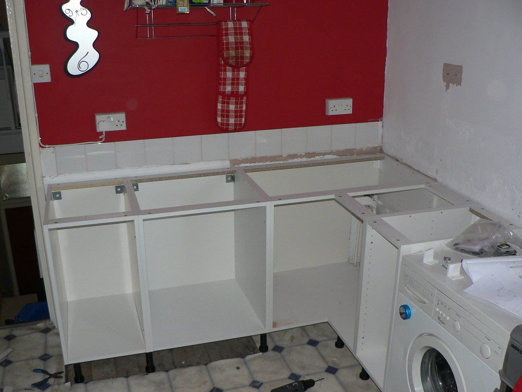 Ikea factum carcasses assembled paul chapman flickr for Chapman laundry