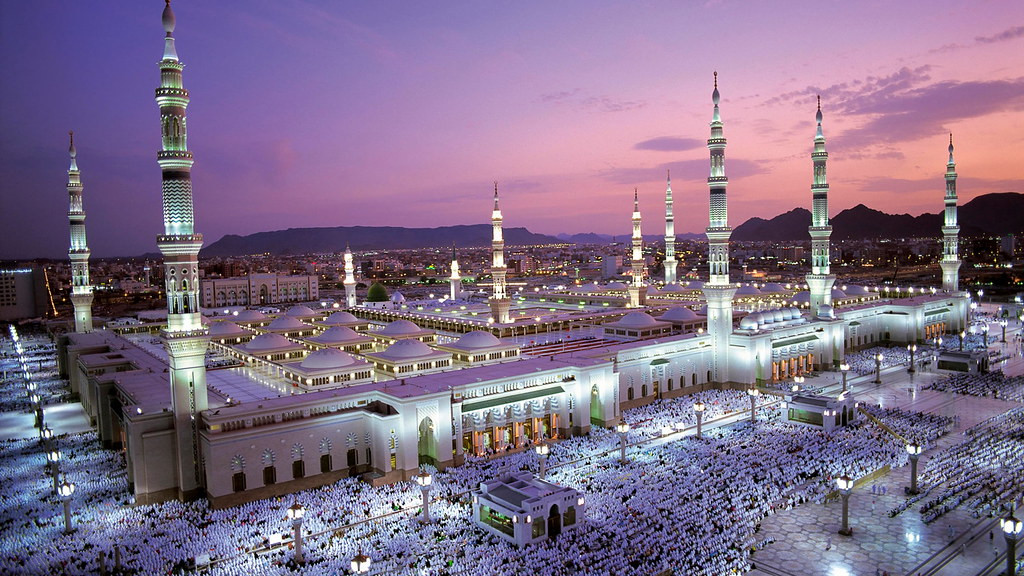 kaba sharif hajj pilgrimage maghrib worship saudi arab flickr