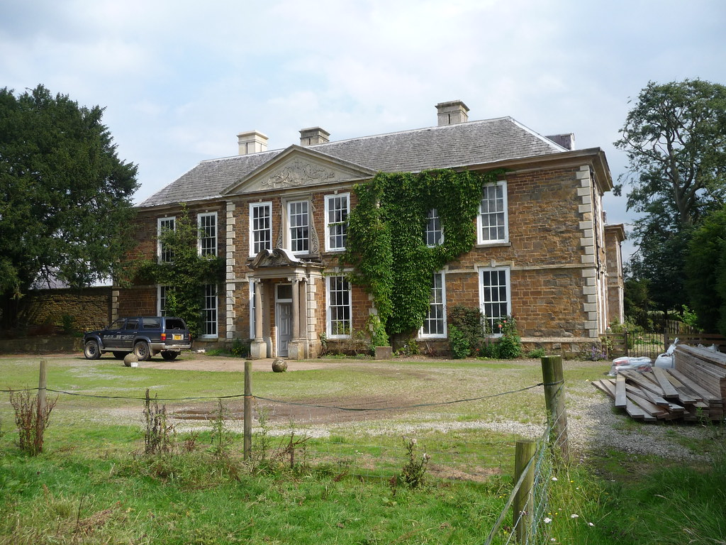 Withcote Hall, Leicestershire | Described in the English ...
