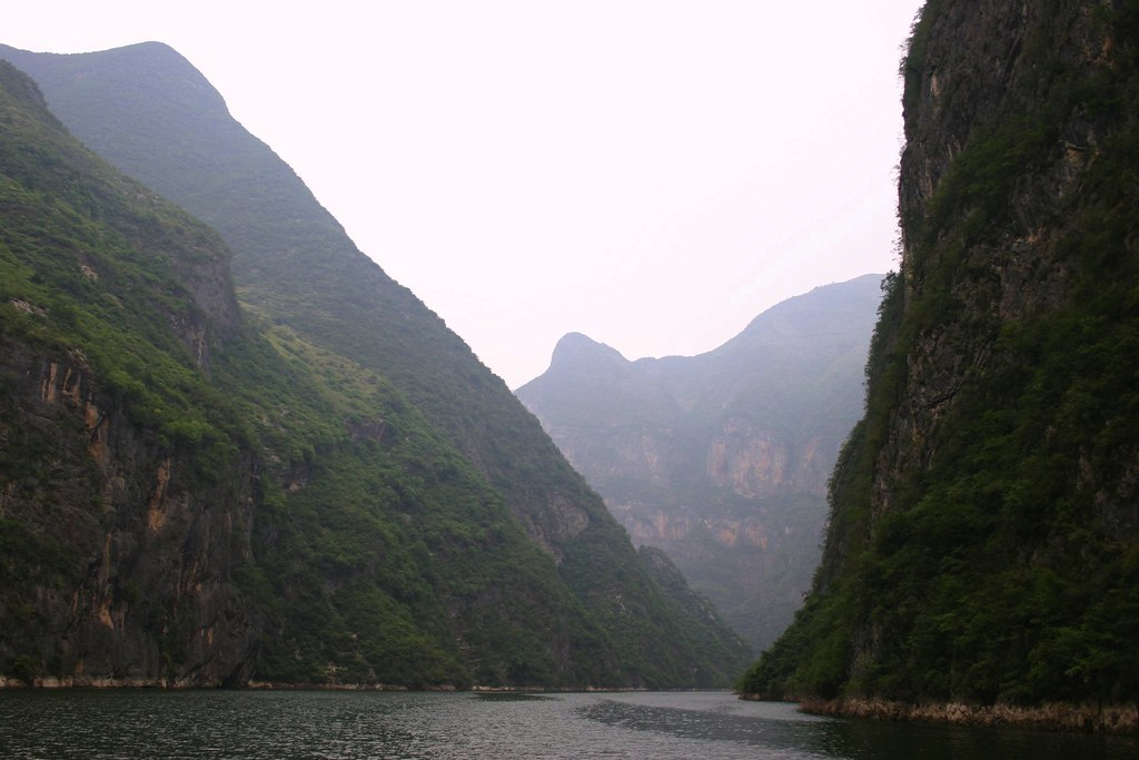 Three Gorges 2005