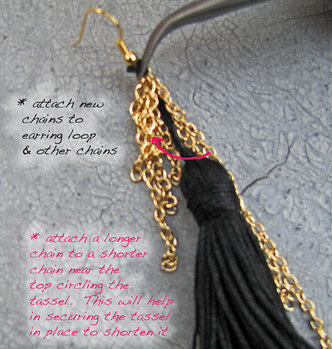 5-Step4-Chain-Tassel-Earrings | by ...love Maegan