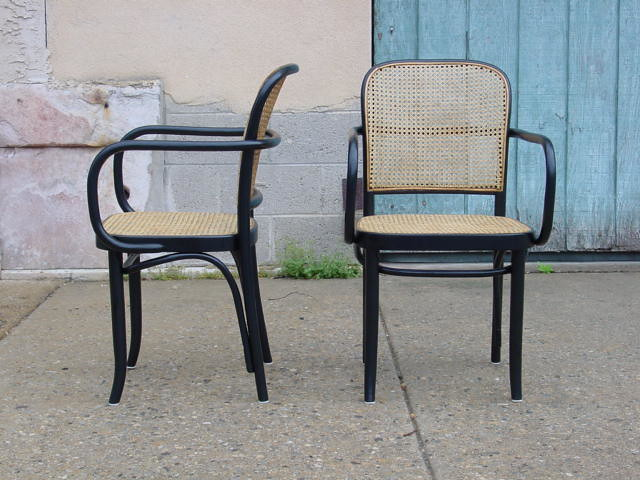 The Prague Chair By Thonet This Chair Is Famous This