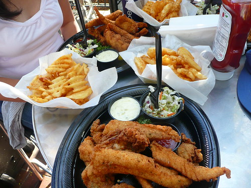 2009.260 . Fish n Chips with Oysters | by pipilo
