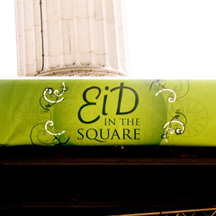 Eid in the Square | by iMuslim