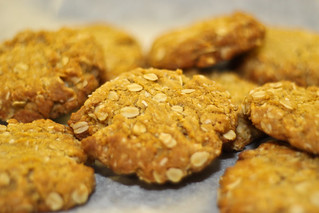 ANZAC BISCUITS | by [Sugar Rush Creations]