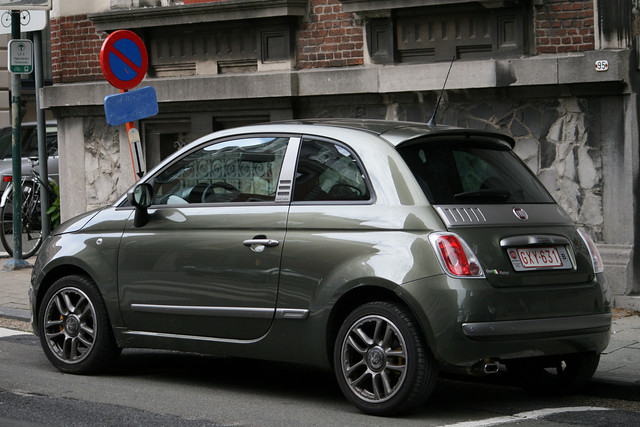 fiat 500 diesel edition daem tom flickr. Black Bedroom Furniture Sets. Home Design Ideas