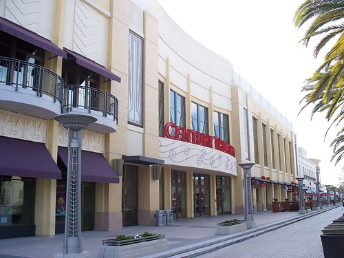 Century  Redwood City Restaurants