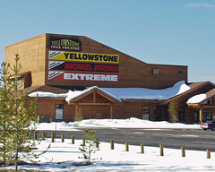 Imax Theater - West Yellowstone Montana | by W-E-Coyote