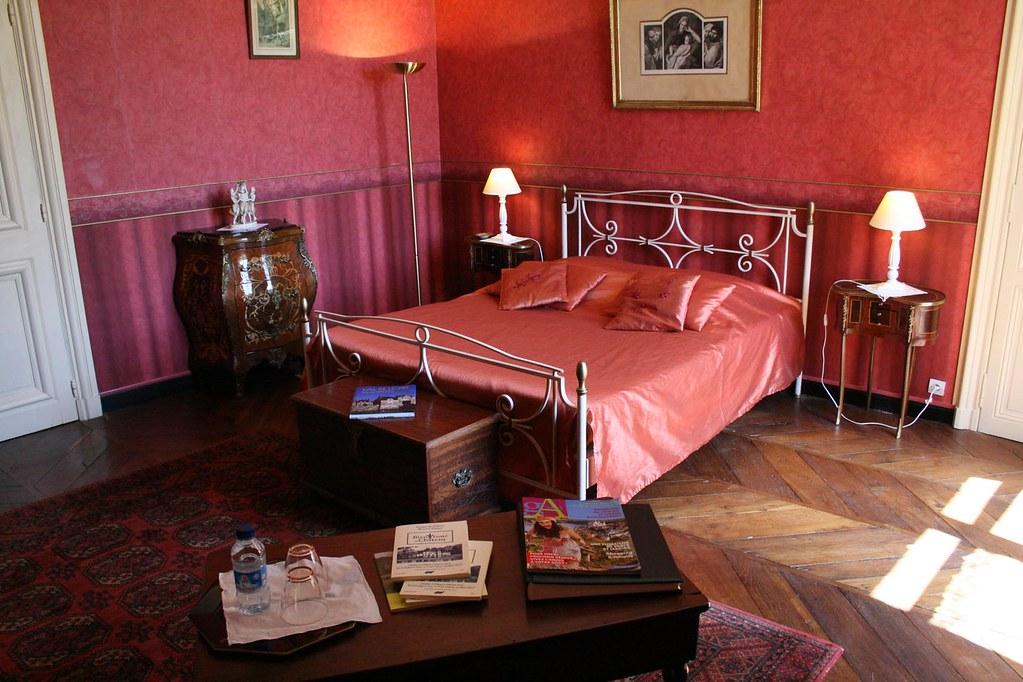 maine et loire ch teau le breil chambre d 39 h tes pays d flickr. Black Bedroom Furniture Sets. Home Design Ideas
