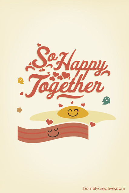 So Happy Together 1 IPhone Wallpaper
