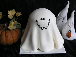 Ghost cake | by Coastal Cookie Shoppe (was east coast cookies)