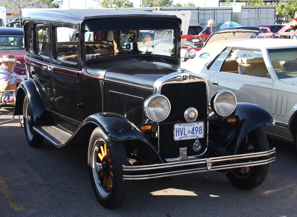 1930 plymouth model u 4 door richard spiegelman flickr for 1930 plymouth 4 door sedan