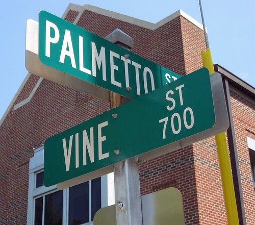 Palmetto Street New Smyrna Beach Florida