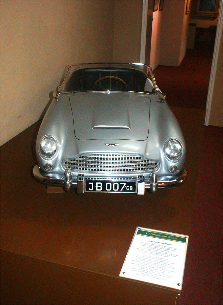 Sandringham Museum Cars Sandringham Museum Model