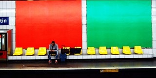 Colour in the Metro | by malias