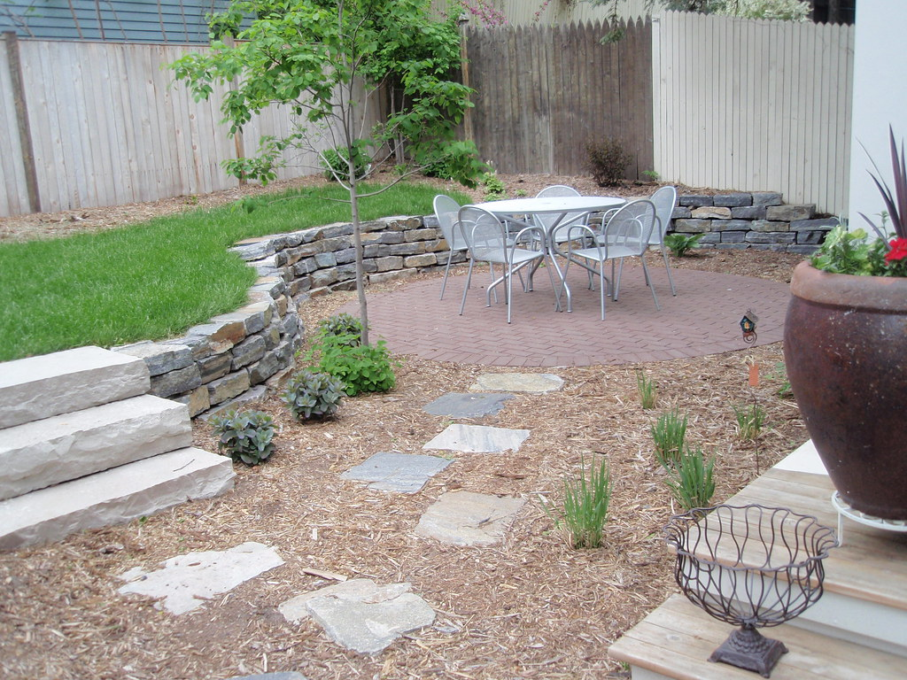 Image result for small backyard