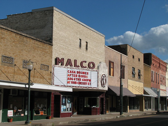 malco theater and downtown helena flickr photo sharing
