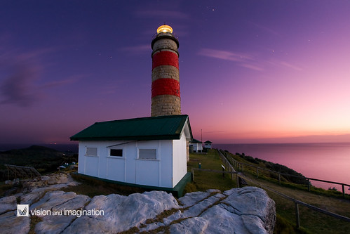 Cape Moreton Lighthouse - Moreton Island | by Garry - www.visionandimagination.com