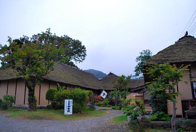 旧滝沢本陣 - the Aizu domain Takizawa headquarter