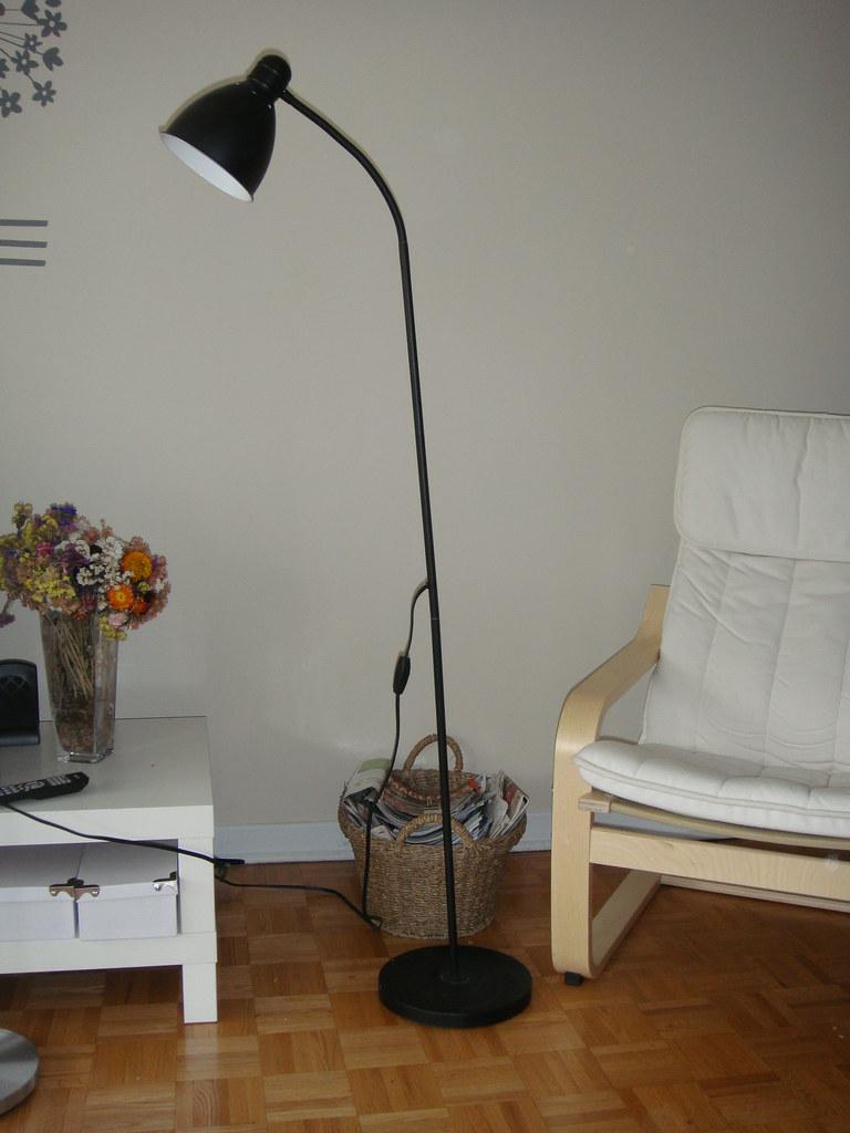 Floor Reading Lamp Ikea Lersta 10 Key