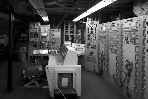 Titan II Launch Control Center | by Matt Blaze