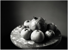 still life with pomegranate | by Norbert Hayo