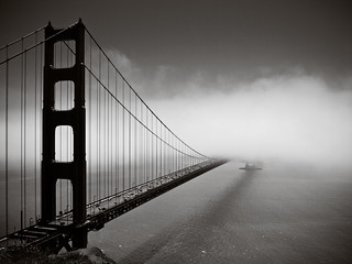 Golden Gate | by Chester Bullock