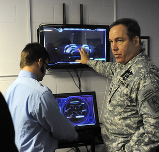 Recruiting officer urges APG, RDECOM to share Army's high-tech message | by RDECOM