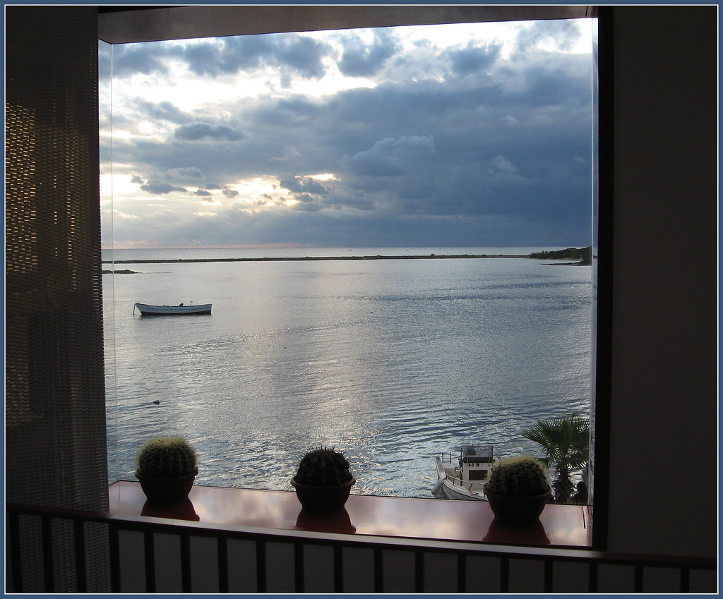 Pin una finestra sul mare on pinterest - Una finestra sul mare ...