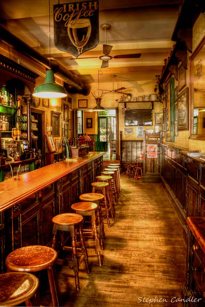 irish bar near the cathedral interior of an irish bar. Black Bedroom Furniture Sets. Home Design Ideas