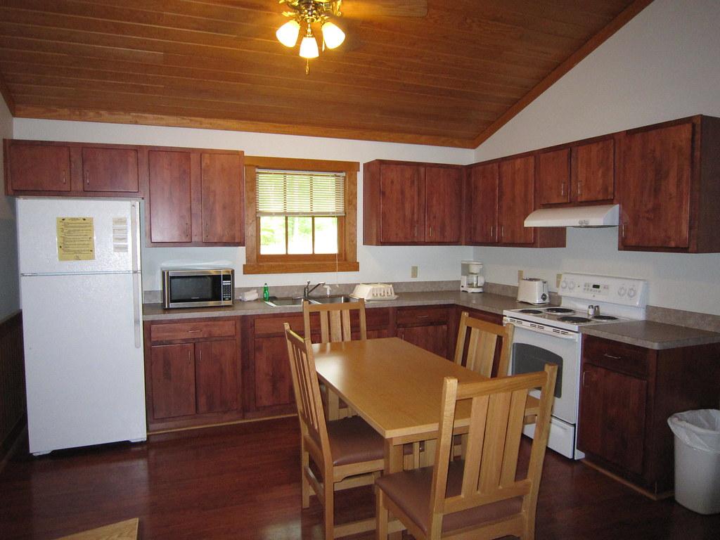 Lake Cabin Kitchen Decor