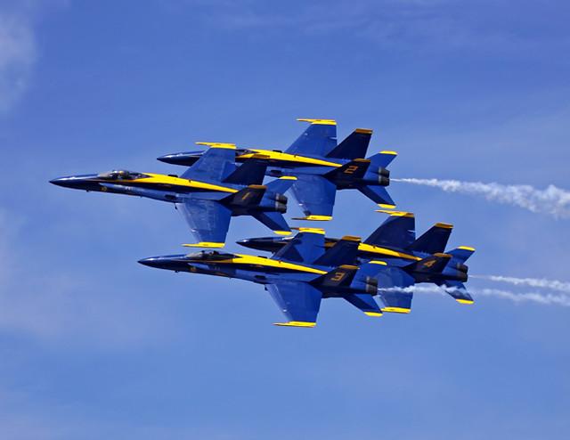 2009 Blue Angels 2009 Blue Angels, Nas Patuxent River-1653