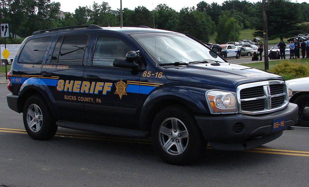 Dodge Durango 2005 >> Bucks County, Pennsylvania Sheriff | Bucks County, Pennsylva… | Flickr