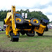 Dancing Digger at The Cholmondeley Pageant of Power