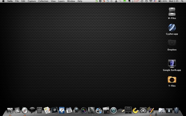 Mac Desktop Screenshot Mac Desktop Screenshot