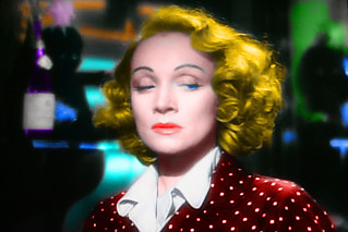 Movie Star Marlene Dietrich TV Shot | by Walker Dukes